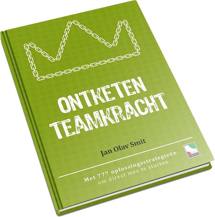 Ontketen TeamKracht (E-book)