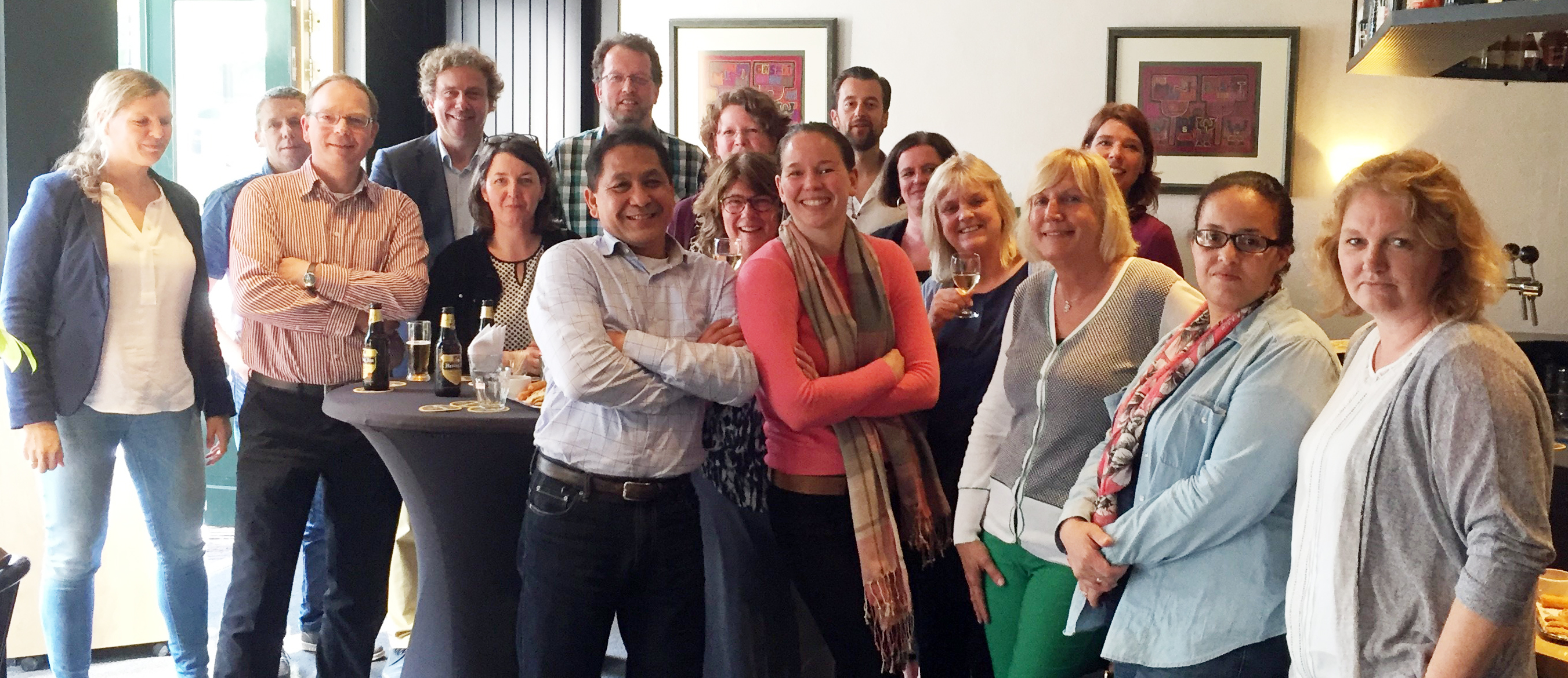 Seminar Ontketen Teamkracht 3 juni 2016