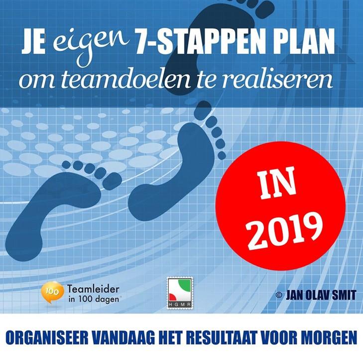 Cover Handboek 7-stappenplan voor 2019
